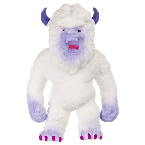 Игрушка-мялка BONDIBON Чудики Монстр Снежный человек (ВВ3978) белый