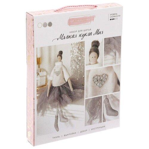 Купить Арт Узор Набор для шитья Интерьерная кукла Мия (3299334), Изготовление кукол и игрушек