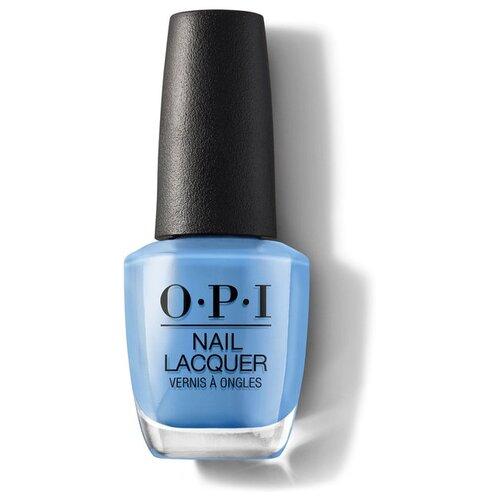 Лак OPI Nail Lacquer Classics, 15 мл, оттенок Rich Girls & Po-Boys лак opi nail lacquer classics 15 мл оттенок she's a bad muffuletta