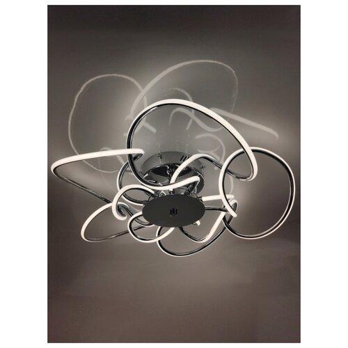 Фото - Управляемый светодиодный светильник CAMELIA 120W,Estares управляемый светодиодный светильник estares liana muse 80w r 600 chrome opal 220 ip20
