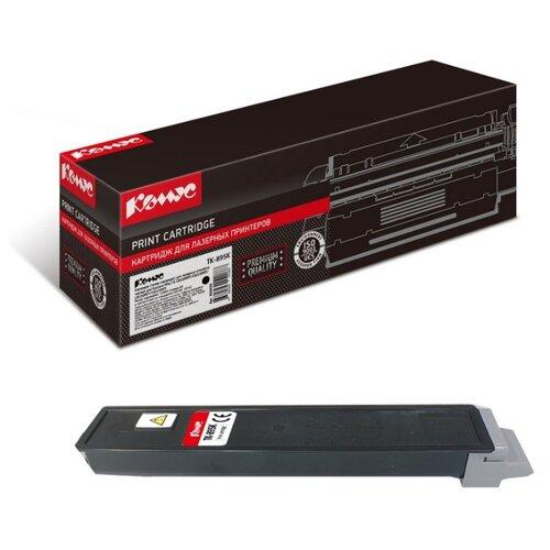 Фото - Картридж лазерный Комус TK-895K черный, для Kyocera FS-C8020MFP/C8025M картридж лазерный комус tk 580k черный для kyocera fs c5150dn