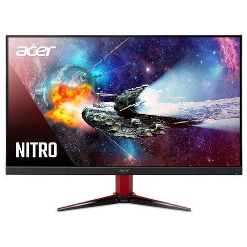 Монитор Acer Nitro VG272Xbmiipx 27 черный/красный acer sa230 23 черный