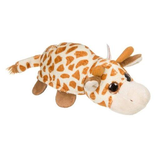 Фото - Мягкая игрушка Bondibon Милота вывернушка Жираф-зебра 17 см мягкая игрушка chuzhou greenery toys зебра 14 см