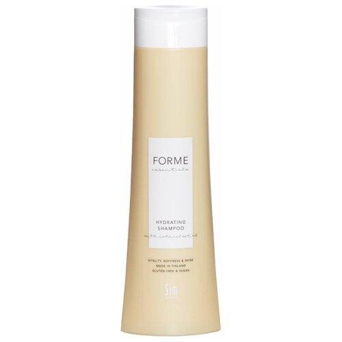 Sim Sensitive шампунь для волос Forme Hydrating увлажняющий с маслом семян овса, 300 мл недорого