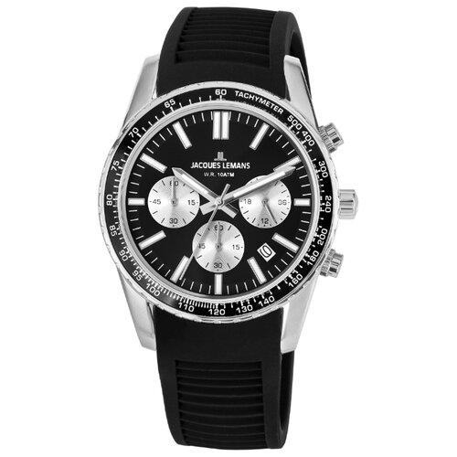 Фото - Наручные часы JACQUES LEMANS 1-2059A наручные часы jacques lemans 1 2110e