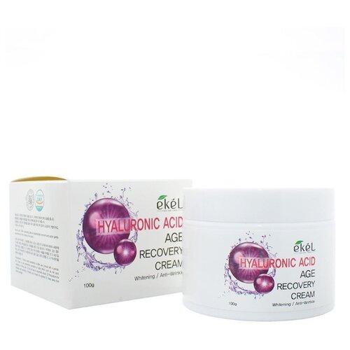 Ekel Age Recovery Cream Hyaluronic Acid Крем для лица с гиалуроновой кислотой 100 гр