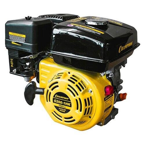 Бензиновый двигатель CHAMPION G200-1HK