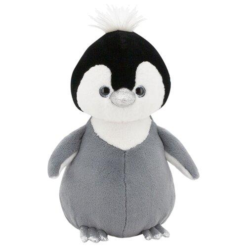 Купить Мягкая игрушка Orange Toys Пушистик Пингвиненок серый 35 см, Мягкие игрушки