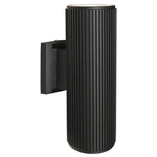 Elektrostandard Уличный настенный светильник 1403 Techno черный бра elektrostandard 1585 techno led arkada черный
