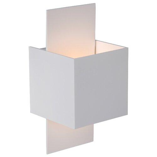 Настенный светильник Lucide Cubo 23208/31/31, 40 Вт подвесной светильник lucide boutique 31422 40 31