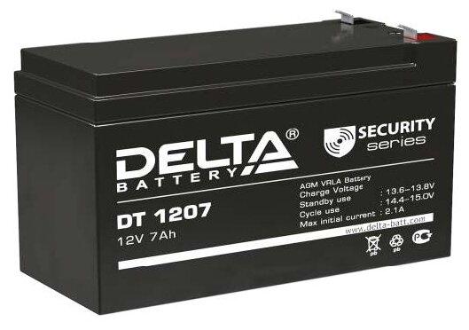 Аккумуляторная батарея DELTA Battery DT 1207 7 А·ч