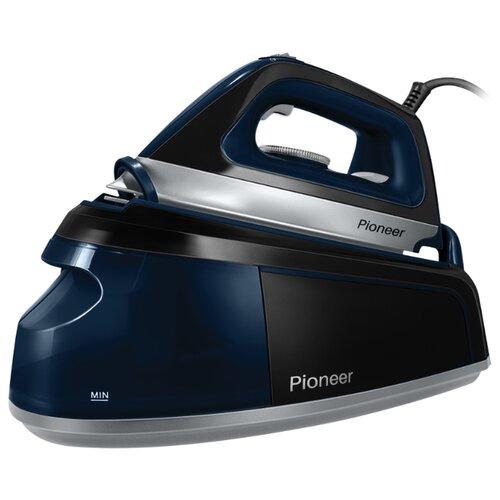 Фото - Парогенератор Pioneer SI3002 черный с синим парогенератор