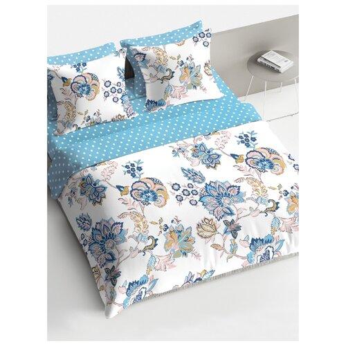 Комплект постельного белья семейный Браво Флориан