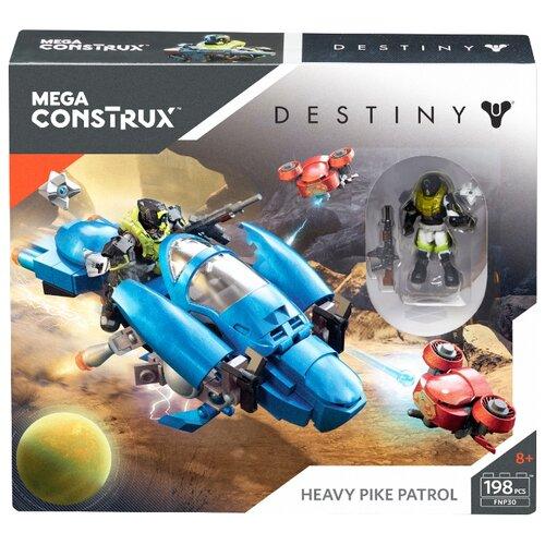 Конструктор Mega Construx Destiny FNP30 Heavy Pike Patrol