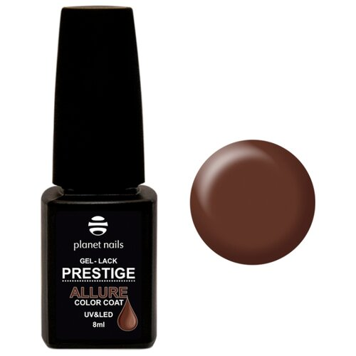 Гель-лак planet nails Prestige Allure, 8 мл, оттенок 912 гель лак planet nails prestige allure 8 мл оттенок 618