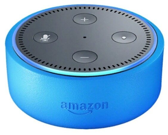 Умная колонка Amazon Echo Dot Kids Edition