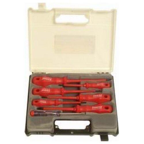 Набор отверток SKRAB (7 предм.) 42020 красный