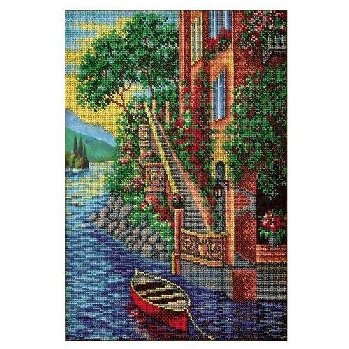 Купить Радуга бисера Набор для вышивания бисером Остров Капри 33 х 26 см (В-270), Наборы для вышивания