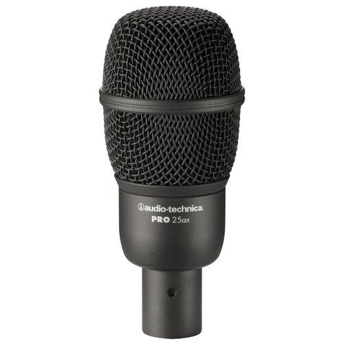 Микрофон Audio-Technica PRO 25AX, черный