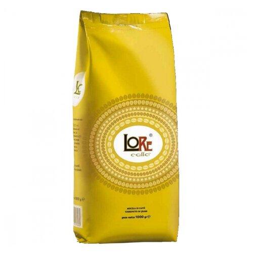 Кофе в зернах Caffe LoRe Miscela Gialla, арабика/робуста, 1000 г кофе в зернах piazza del caffe