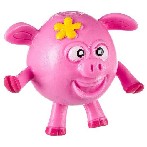 Купить Игрушка-антистресс BONDIBON Жамкарик. Поросенок розовый, Игрушки-антистресс