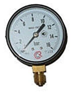 Аналоговый манометр VALTEC TM-310P Dy 63, 16 бар