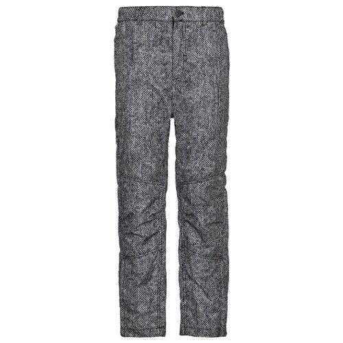 Купить Брюки Gulliver 21910BJC6401 размер 158, серый, Полукомбинезоны и брюки