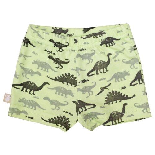 Купить Шорты KotMarKot Малыш Ди 5270599 размер 62, зеленый, Брюки и шорты