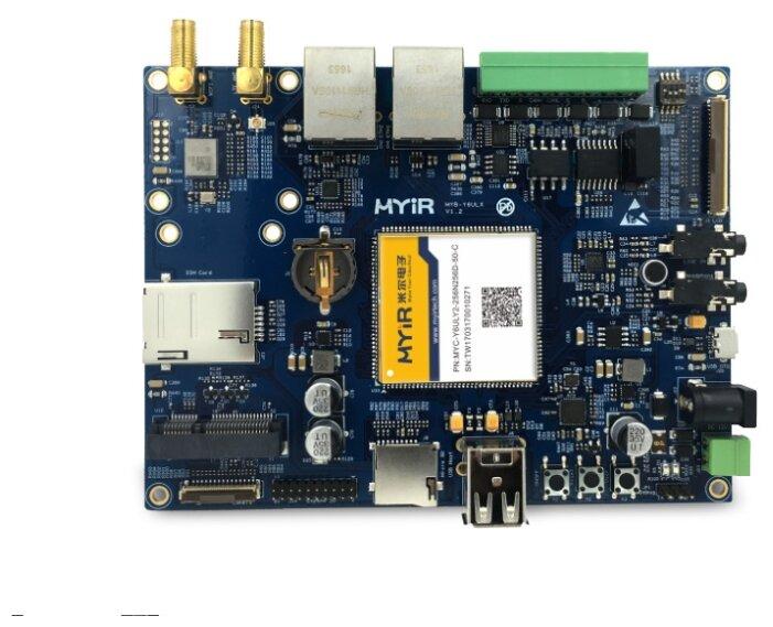 Процессорная плата MYIR MYD-Y6ULG2-256N256D-50-I