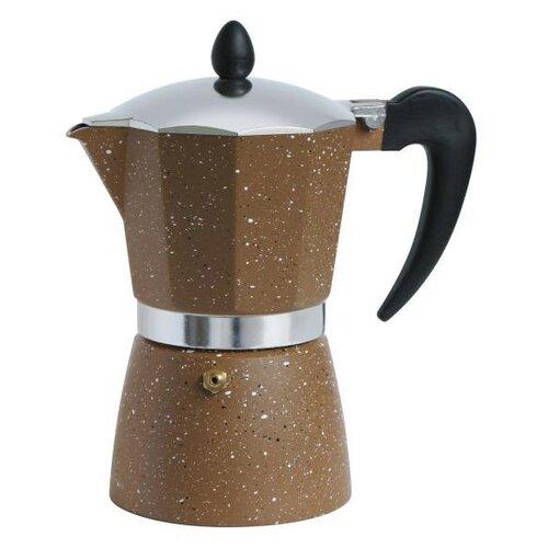 Гейзерная кофеварка Winner WR-4260 (600 мл), коричневый