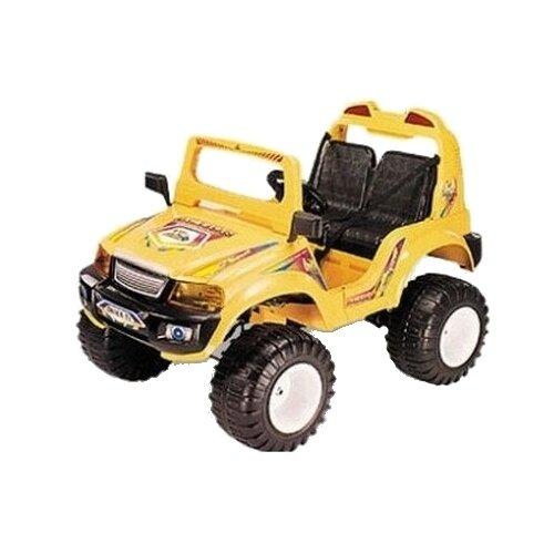 Chien Ti Автомобиль Off Roader 4x4 CT-885R, желтый/черный