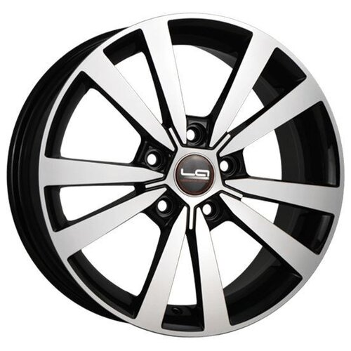 Фото - Колесный диск LegeArtis VW158 6.5x16/5x112 D57.1 ET50 BKF колесный диск legeartis vw158 6 5x16 5x112 d57 1 et42 sf
