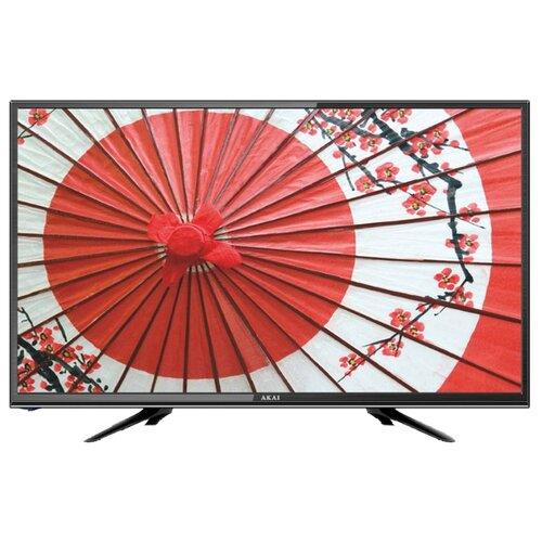 Телевизор AKAI LEA-24D102M 23.6 (2019) черный led телевизор akai lea 32 d 85 m