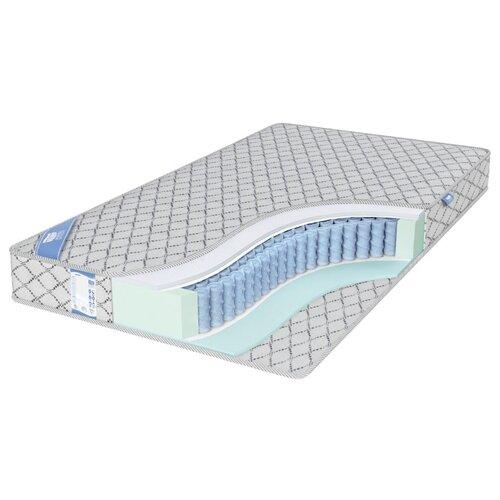 Матрас Промтекс-Ориент EcoMP Стандарт Струтто 180x200 пружинный серебристый матрас промтекс ориент ecomp стандарт 2 180x200 ортопедический пружинный серебристый
