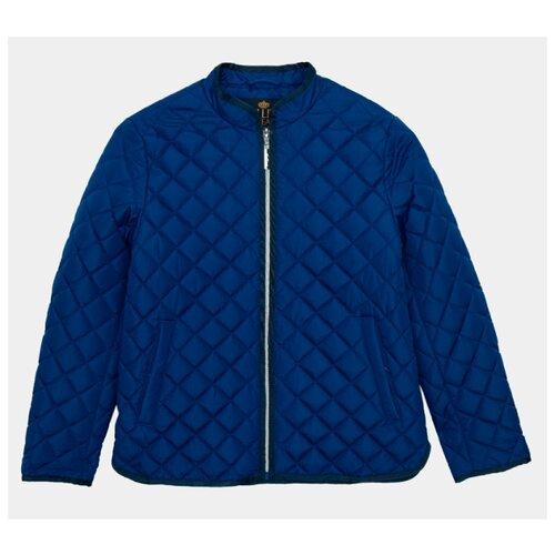 Купить Куртка Gulliver 220GSGC4102 размер 170, синий, Куртки и пуховики