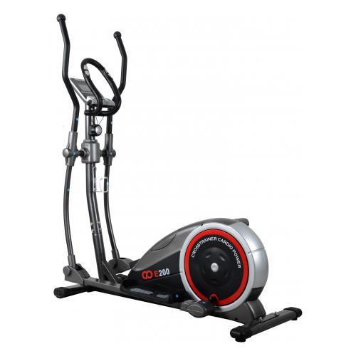 Эллиптический тренажер CardioPower E200, серый эллиптический тренажер carbon fitness e200