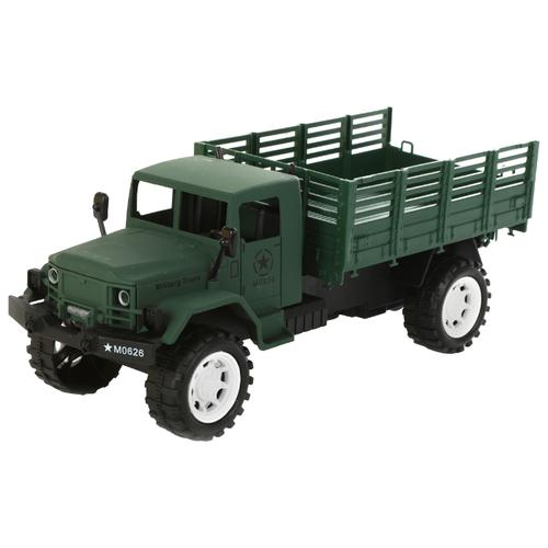 Грузовик Veld Co 84125 1:18 28 см зеленый цена 2017