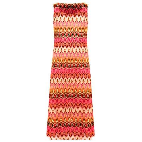 Платье DAN MARALEX размер 152, оранжевый