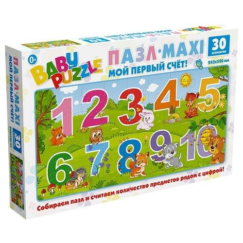 Купить Пазл Origami Maxi Мой первый счет (05661), 30 дет., Пазлы