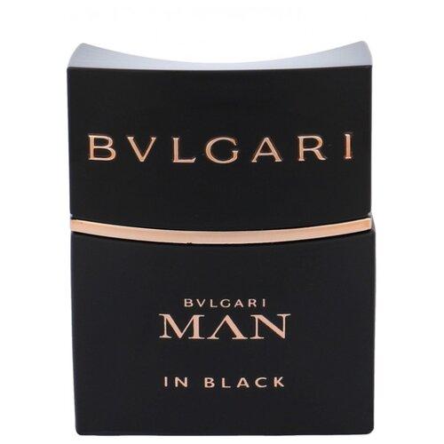Парфюмерная вода BVLGARI Bvlgari Man in Black, 30 мл man 100 мл bvlgari man 100 мл