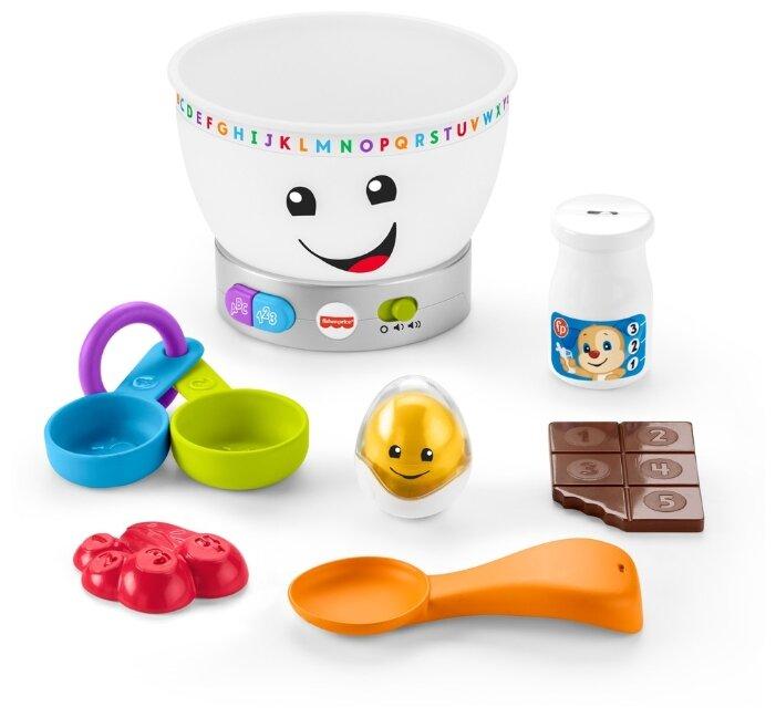 Развивающая игрушка Fisher Price Кулинарная миска GRH41