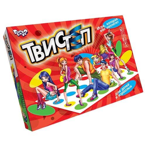 Купить Настольная игра Danko Toys Твистеп, Настольные игры