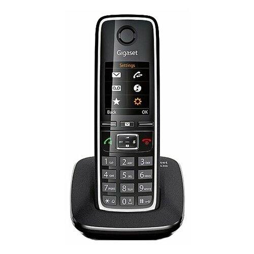 Радиотелефон Gigaset C530 черный радиотелефон