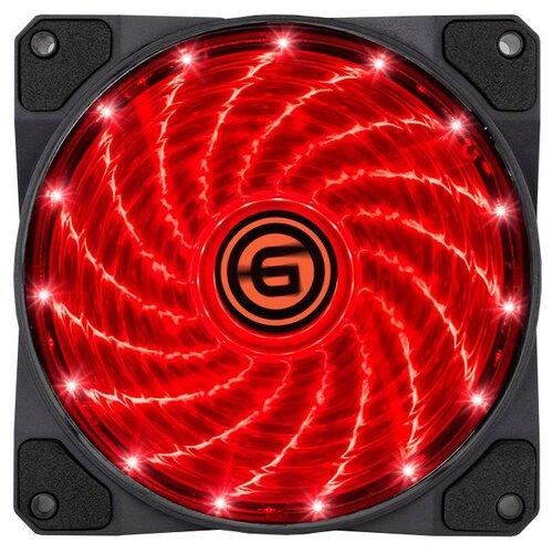 Вентилятор LED 12LR15 (красный)