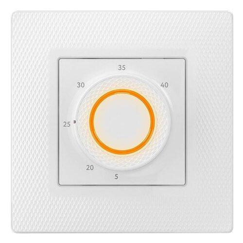 Терморегулятор Теплолюкс LumiSmart 25 белый