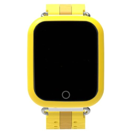 Купить Детские умные часы c GPS Dingyuanyuan Information Technology Co. Q750 желтый