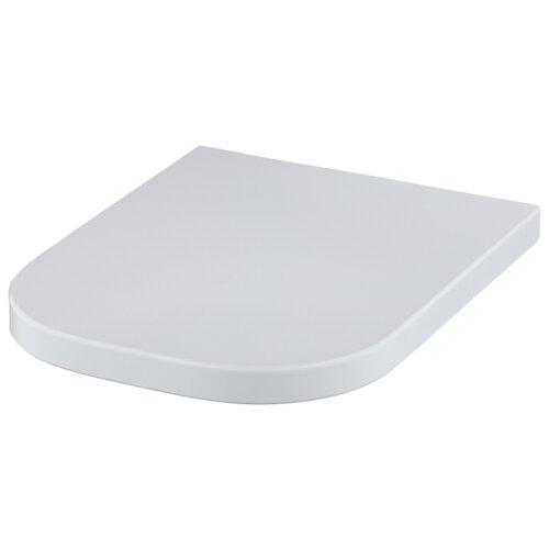 Крышка-сиденье для унитаза Roca The Gap 801472004 дюропласт с микролифтом белый крышка сиденье для унитаза roca gap 801470004