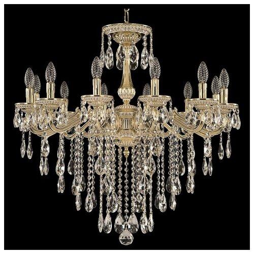 Люстра Bohemia Ivele Crystal 7502 75102/12/250 B GW, E14, 480 Вт люстра bohemia ivele crystal 1771 12 340a gw
