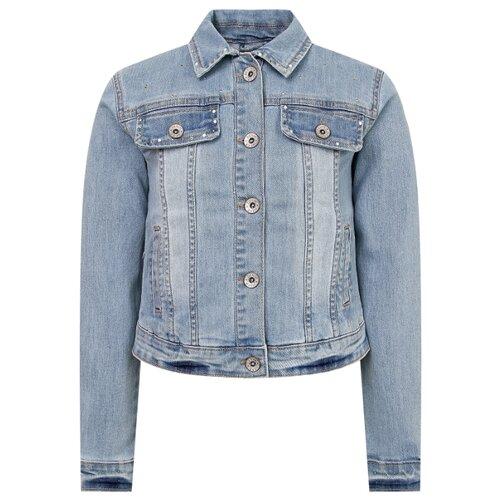 Купить Куртка Mayoral размер 174, 045 голубой выбеленный, Куртки и пуховики