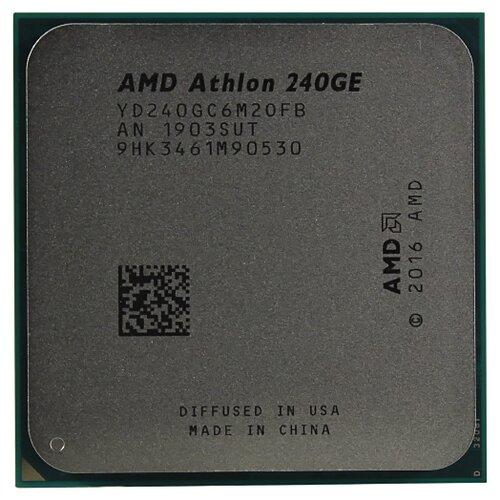 Процессор AMD Athlon 240GE OEM цена 2017